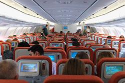 овербукинг на самолетах