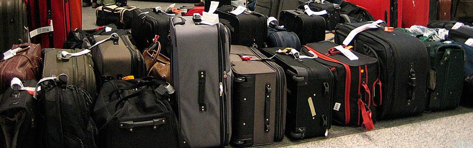 бесплатный багаж в самолете