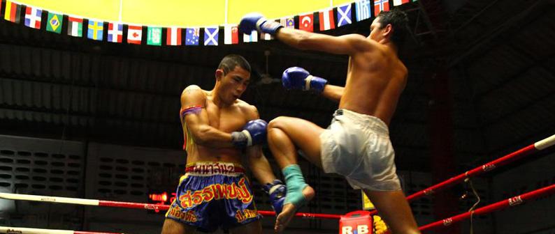 Тайский бокс муай-тай