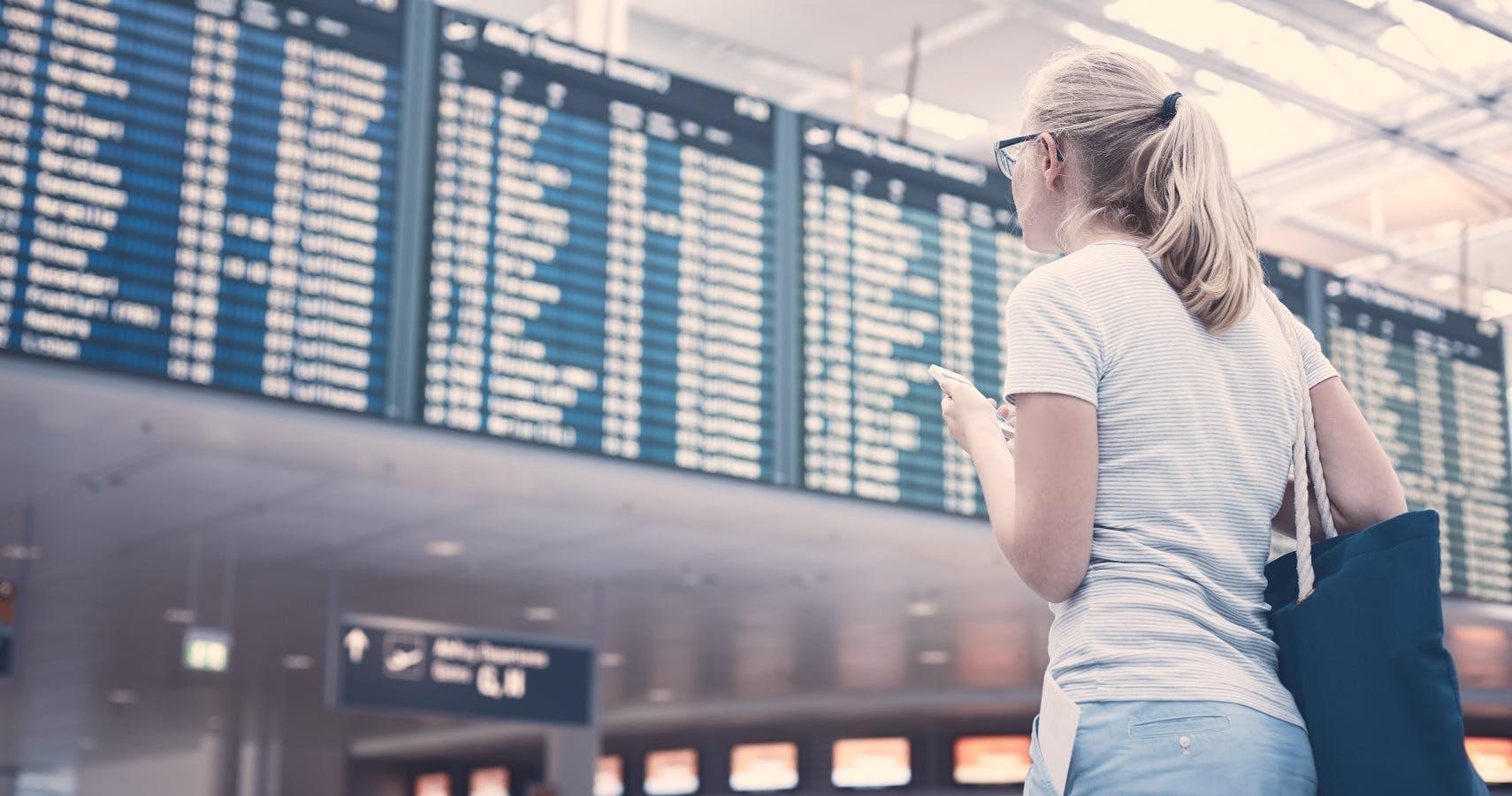 Задержка чартерного рейса права пассажира