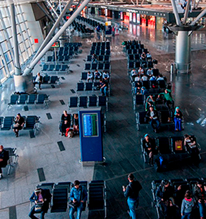 Услуги для пассажиров аэропорта Внуково