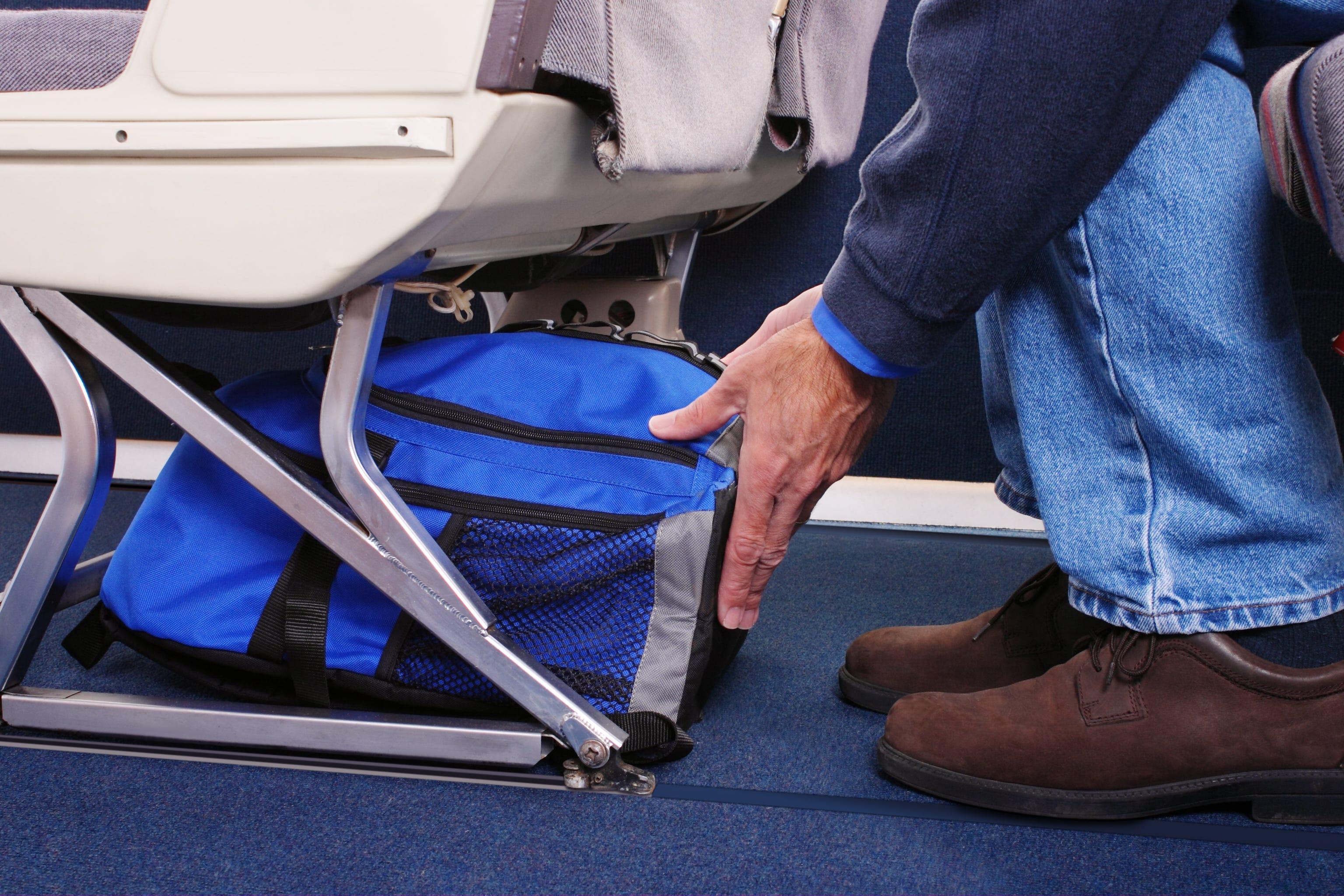 Что можно, а что нельзя брать в ручную кладь на борт самолёта?