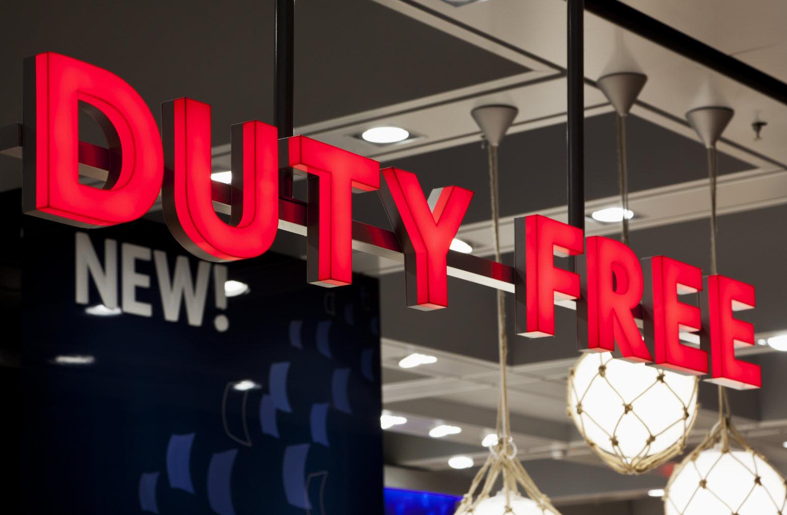 Тонкости провоза товаров из Duty Free (дьюти-фри) в ручной клади